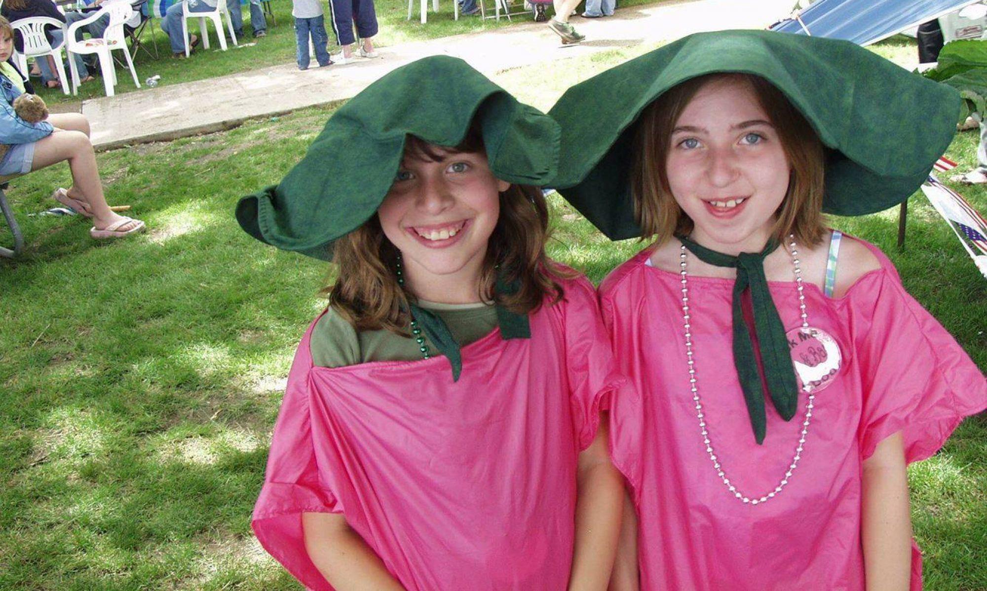 Aledo Rhubarb Festival